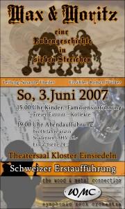 2007:1 Max&Moritz