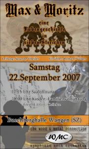 2007:1 Max&Moritz 2