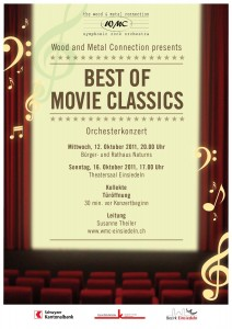 2011-10 Flyer BestOfMovieClassics_Einsiedeln