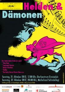2012-10 Helden&Daemonen_Flyer