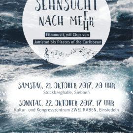 SEHNSUCHT NACH MEE(H)R – Filmmusik mit Chor