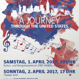 A Journey Through the United States – Frühlingsprojekt WMC