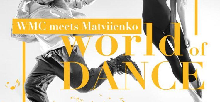 """World of Dance"" – 2. Frage"