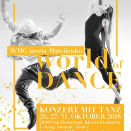 World of Dance – WMC meets Matviienko