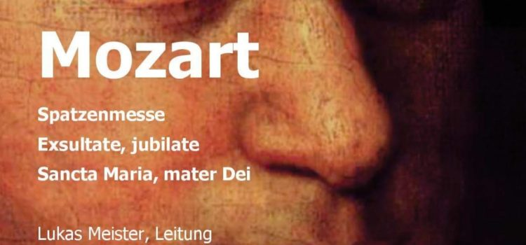 Mozart's Spatzenmesse