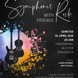 Symphonic Rock with Friends