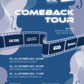 """Heute: Erste Aufführung unserer """"Comeback-Tour"""""""
